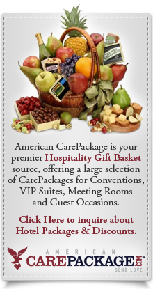 Hotel Gift Baskets